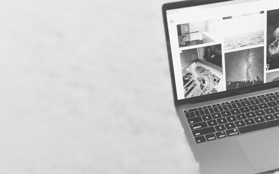 Optimiser images pour le web