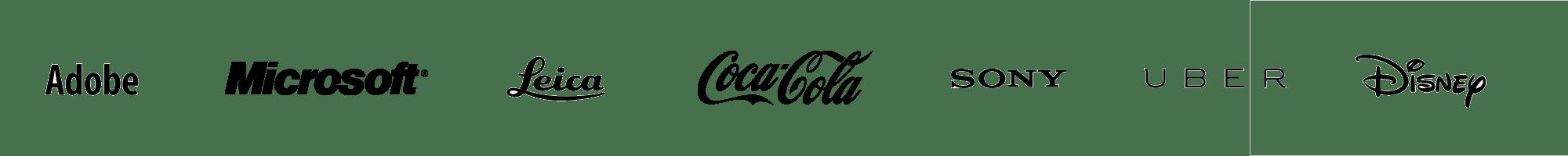 Les 5 différents types de logo